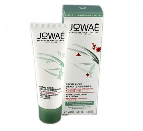Jowae crema ligera alisadora anti-arrugas 40 ml