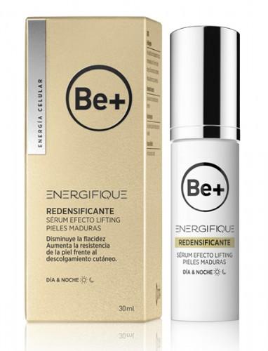 Be+ energifique redensificante - serum efecto lifting pieles maduras (30 ml)