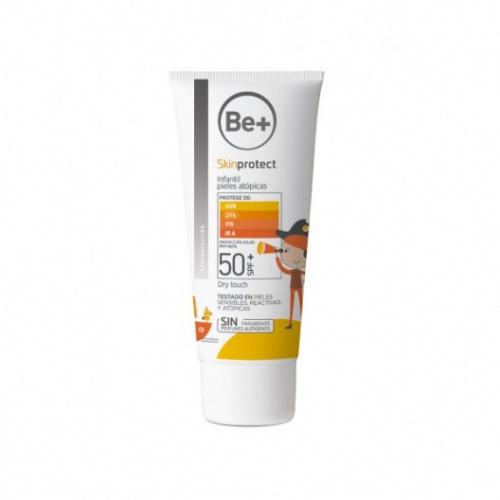 Be+ skin protect ultrafluido mineral infantil spf50+ (100 ml)