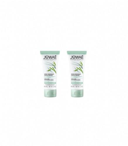 Jowae crema hidratante manos y uñas 2 x 50 ml