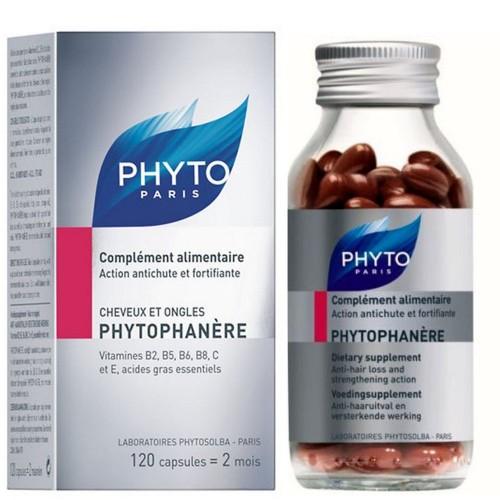 Phyto phytophanere dúo complemento alimenticio, fuerza, crecimiento y volumen