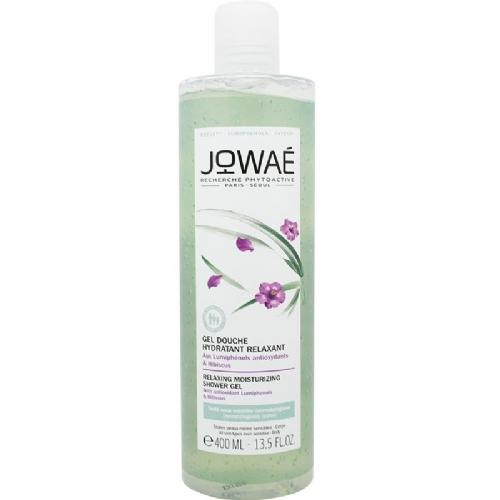 Jowae gel ducha hidratante relajante hibiscus 400 ml