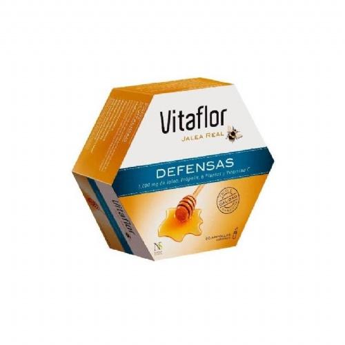 Vitaflor jalea real defensas ampolla bebible (200 ml 20 ampollas)