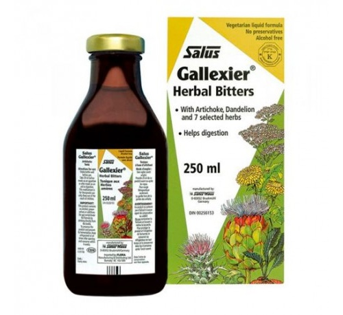 Gallexier (250 ml jarabe)