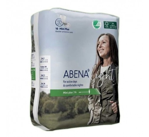 Absorb inc orina ligera - abena (mini plus 16 u)