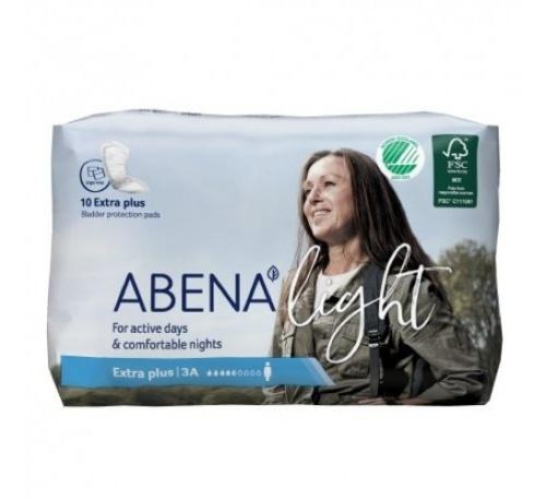 Absorb inc orina ligera - abena (extra plus 10 u)