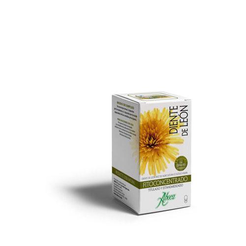 Diente de leon fitoconcentrado aboca (500 mg 50 capsulas)