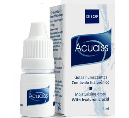 Acuaiss gotas humectantes c/ ac hialuronico (6 ml)