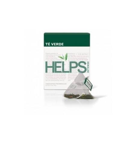 Helps intense te verde (2 g 10 filtros)