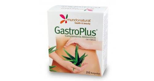Gastroplus ampollas (10 ml 20 viales)