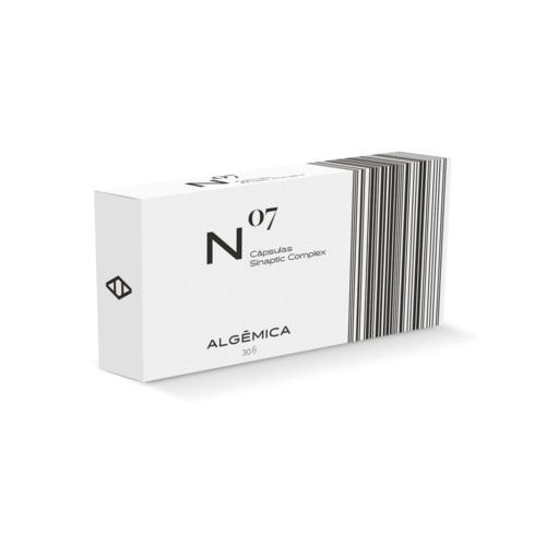 Algemica n07 capsulas sinaptic complex 30c