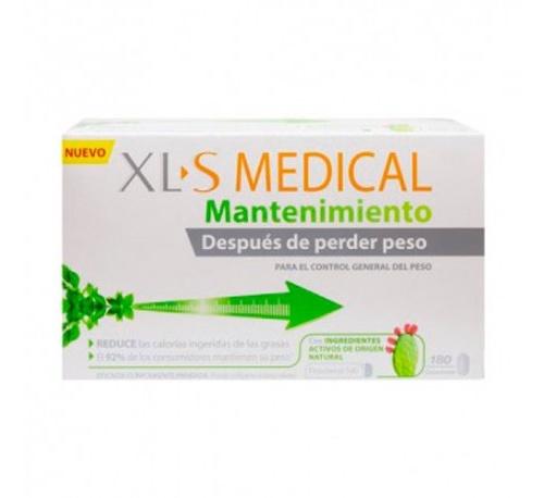 Xls medical mantenimiento 180