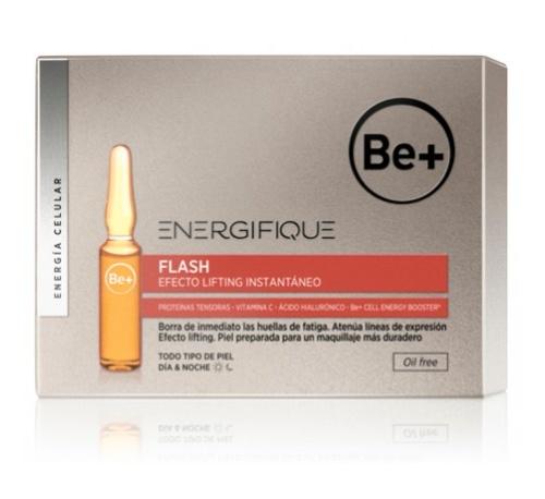 Be+ energifique ampollas efecto flash (5 u x 2 ml)