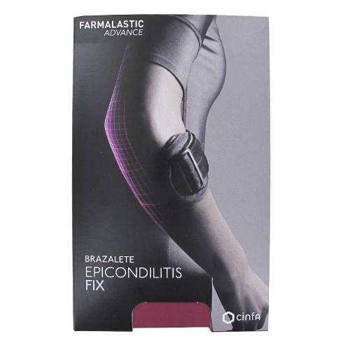 Brazalete epicondilitis - farmalastic advance fix (t unica)