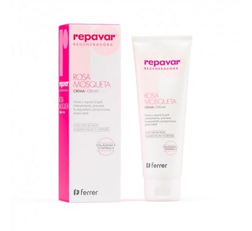 Repavar regeneradora crema (125 ml)