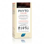 Phyto color 5.35 castaño claro chocolate