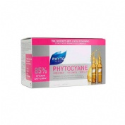 Phytocyane tratamiento anticaida femenino ampollas