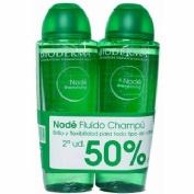 Node champu no detergente uso frecuente - bioderma (400 ml)