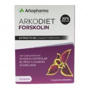 Forskolin med - arkodiet (30 capsulas)