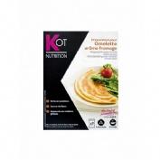 Kot preparacion huevos aromatizada queso (crep) - proteinada (25 g 7 sobres)