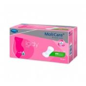 Absorb inc orina ligera - molicare premium lady pad (2 gotas 14 u)