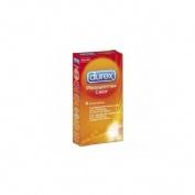 Durex pleasuremax preservativos 6 u