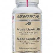 Airbiotic alpha lipoic complex capsulas (30 capsulas)