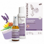 Aromapar + tratamiento antipiojos pack (30 ml spray + 125 ml champu)