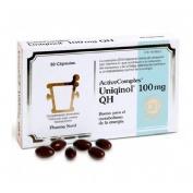Activecomplex uniquinol (100 mg 60 capsulas)