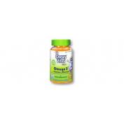 Chewy vites niños omega 3 + multivitaminas y minerales (ositos 60 u sabor naranja)
