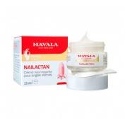 Mavala nailactan crema nutritiva para uñas dañadas (15 ml)