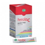 Ferrolin c pocket drink (24 sobres)