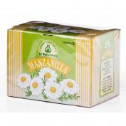 Manzanilla el naturalista (1.2 g 20 filtros)