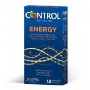 Control energy - preservativos (12 u)