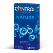Control nature touch & feel - preservativos (12 + 3 unidades)