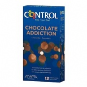 Control chocolate addiction - preservativos (12 u)