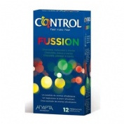 Control fussion - preservativos (12 u)