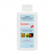 Hemofarm plus jabon (200 ml)