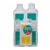 Inibsa gel dermatologico + champu (pack 2 x 1000 ml + 200 ml)