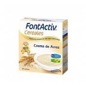 Fontactiv 8 cereales + crema de arroz (600 g)