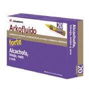 Arkofluido alcachofa forte (20 ampollas bebibles 15 ml)