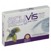 Acuvis gotas oculares esteriles (monodosis 0.5 ml 10 u)