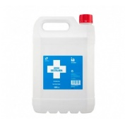 Agua destilada interapothek (1 envase 5000 ml)