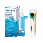 Recugel gel oftalmico 10 g + artelac splash regalo