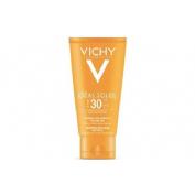 Capital soleil spf 30 protec celular profunda - emulsion facial acabado seco p mixta a grasa (30 ml)