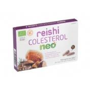 Reishi colesterol neo (30 capsulas)