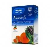 Alcachofa + con naranja amarga (30 comprimidos)
