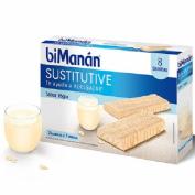 Bimanan barrita yogur (40 g 8 barritas)