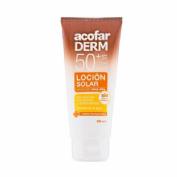 Acofarderm spf 50+ locion solar corporal (200 ml)