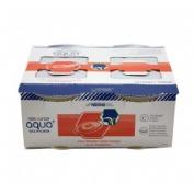 Resource aqua + gelificada (125 g  4 tarrinas pomelo)